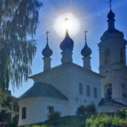 Плёс православный: храмы волжской жемчужины