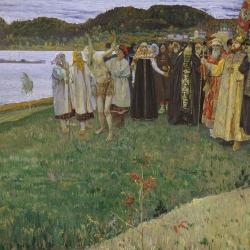 Благовест и набат русского реализма. Изобразительное искусство.